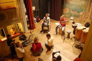 Arteinemozione al Teatro Massari